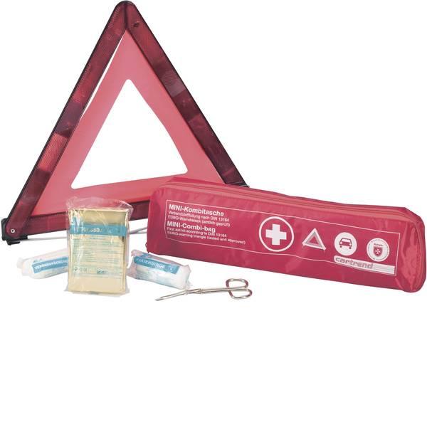 Prodotti assistenza guasti e incidenti - Kit di primo soccorso Malteser 43999912 Incl. triangolo di emergenza -