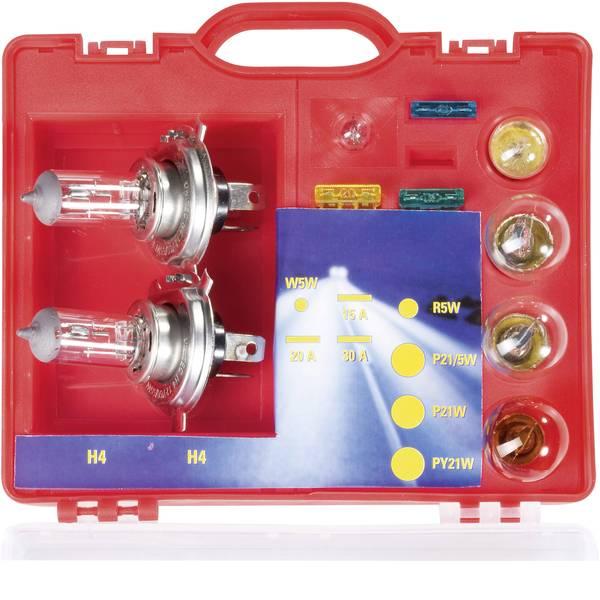 Lampadine per auto e camion - Unitec Assortimento di lampadine Standard H4 60/55 W -