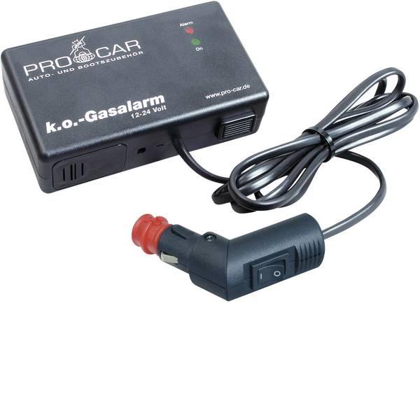 Impianti di allarme e antifurto per auto - ProCar Allarme Gas 12 V, 24 V -