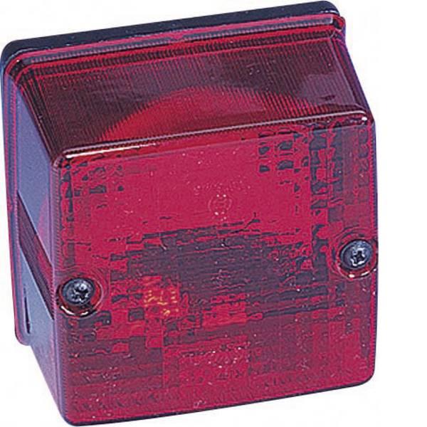 Illuminazione per rimorchi - Faro antinebbia posteriore Lampadina ad incandescenza posteriore 12 V SecoRüt -