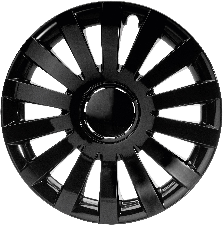 Wind Copri ruota R16 Nero 4 pz