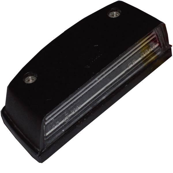 Illuminazione per rimorchi - Luce della targa Lampadina ad incandescenza posteriore 12 V, 24 V SecoRüt -
