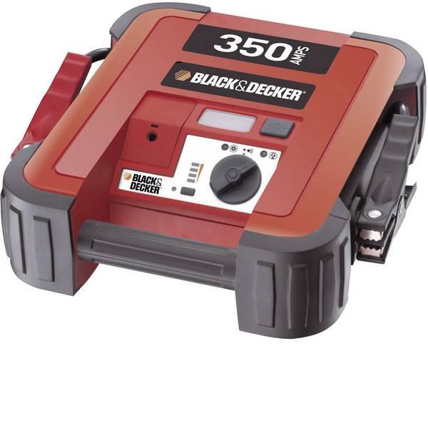 Jump Starter - Sistema di accensione rapido Black & Decker BDJS350 70105 Corrente davviamento ausiliaria (12 V)=350 A -