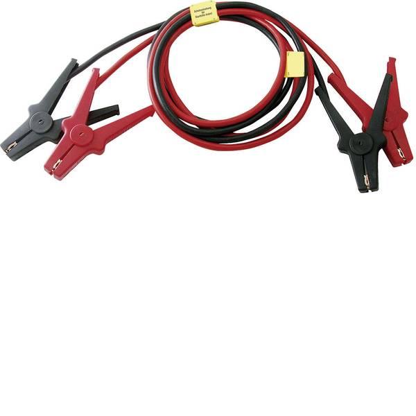 Cavi ausiliari - Cavi batteria per avviamento demergenza 25 mm² 3.50 m con pinze di plastica, con circuito di protezione Rame APA -