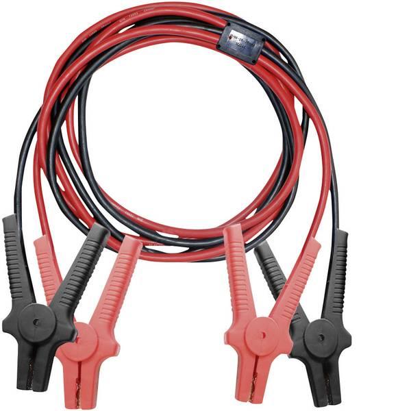 Cavi ausiliari - Cavi batteria per avviamento demergenza 35 mm² 4.50 m con circuito di protezione Rame APA -