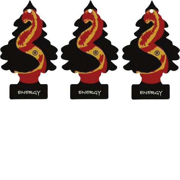 Deodoranti per auto - Wunder-Baum Alberello profumato energia 3 pz. -