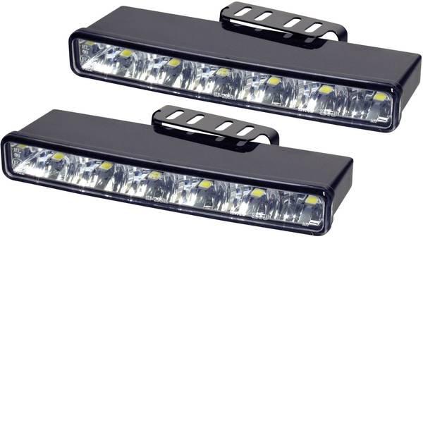 Luci diurne e fendinebbia - Devil Eyes 610763 SUV Luce di marcia diurna LED (L x A x P) 230 x 35 x 100 mm -