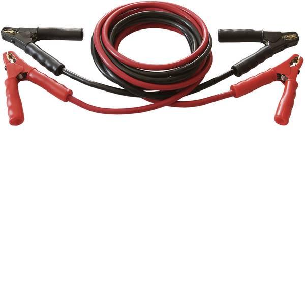 Cavi ausiliari - SET® SK550 Cavi batteria per avviamento demergenza 50 mm² Rame 5 m con pinze in ottone diritte, senza circuito di  -