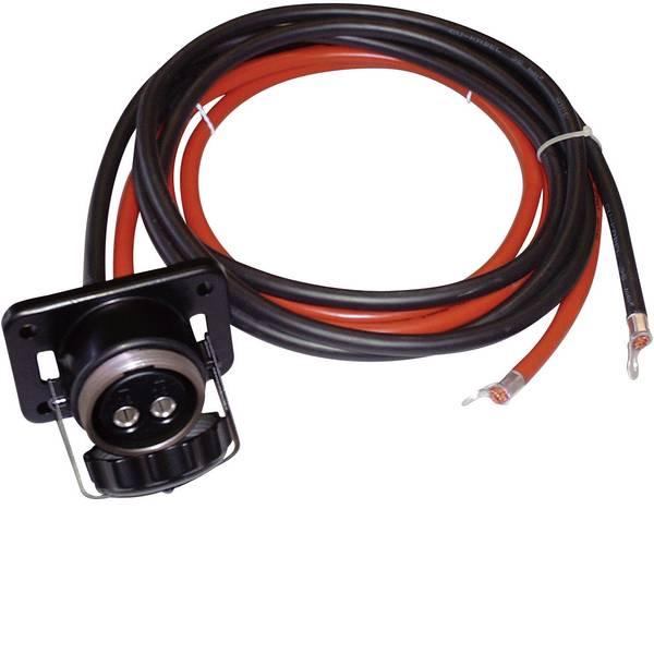 Cavi ausiliari - SET® TS 520 Cavi batteria per avviamento demergenza 35 mm² Rame 2 m Spina NATO, senza circuito di protezione -
