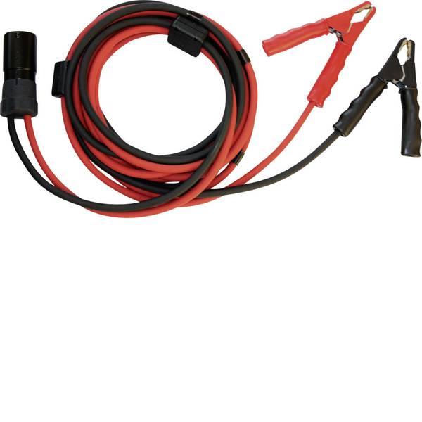 Cavi ausiliari - SET® TS 170 Cavi batteria per avviamento demergenza 35 mm² Rame 5 m Spina NATO, con pinze in lamiera dacciaio, con  -