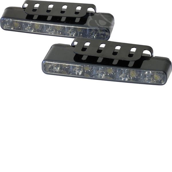 Luci diurne e fendinebbia - Devil Eyes 610765 Luce di marcia diurna LED (L x A x P) 160 x 25 x 55.1 mm -