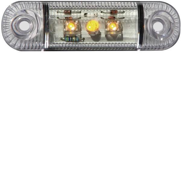 Illuminazione per rimorchi - LED Luce di ingombro laterale 12 V, 24 V SecoRüt Vetro trasparente -