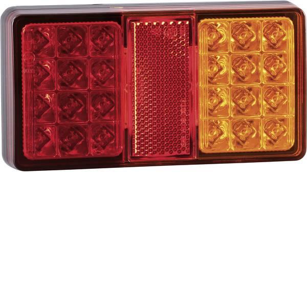 Illuminazione per rimorchi - Fanale posteriore per rimorchio LED sinistra, destra 12 V, 24 V SecoRüt Vetro trasparente -