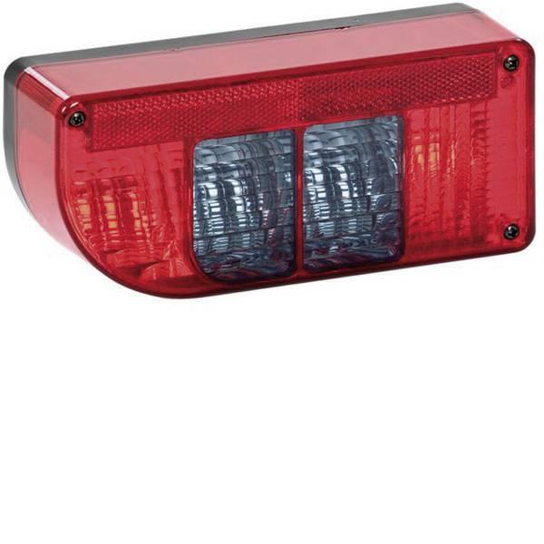Illuminazione per rimorchi - Fanale posteriore per rimorchio Lampadina ad incandescenza posteriore, sinistra 12 V SecoRüt Vetro trasparente -