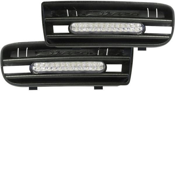 Luci diurne e fendinebbia - DINO 610850 Luce di marcia diurna LED Adatto per (marca auto) Volkswagen -