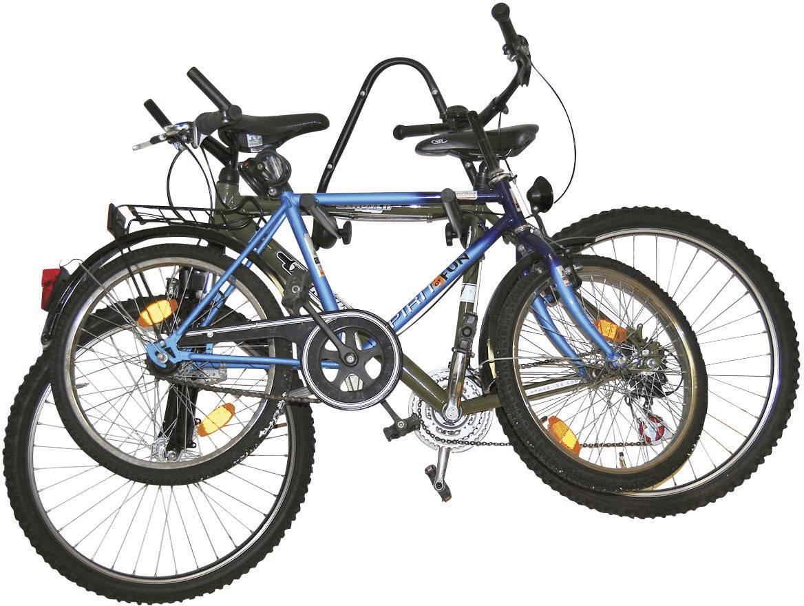 Eufab 16404 Supporto da parete per 3 bici