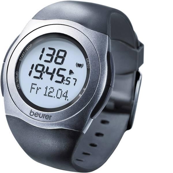 Dispositivi indossabili - Beurer PM 25 Cardiofrequenzimetro con fascia toracica Nero - Grigio -