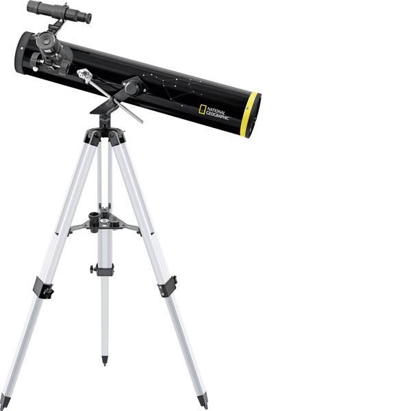 Telescopi - National Geographic 76/700 mm AZ Telescopio a specchi Azimutale Acromatico, Ingrandimento 35 fino a 525 x -