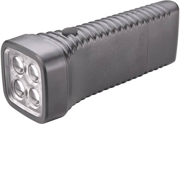 Torce tascabili - AccuLux MultiLED LED Torcia tascabile a batteria ricaricabile 12 h 152 g -