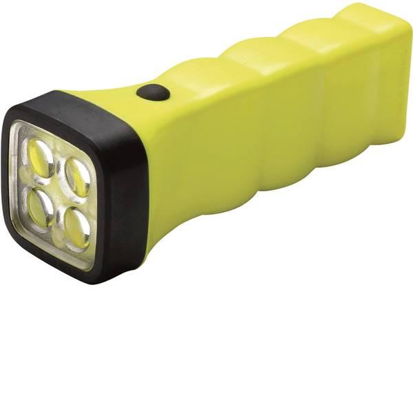 Lampade e torce per ambienti EX - Lampada portatile a batteria Zona Ex: 1, 2, 21, 22 AccuLux Four LED EX 50 m -