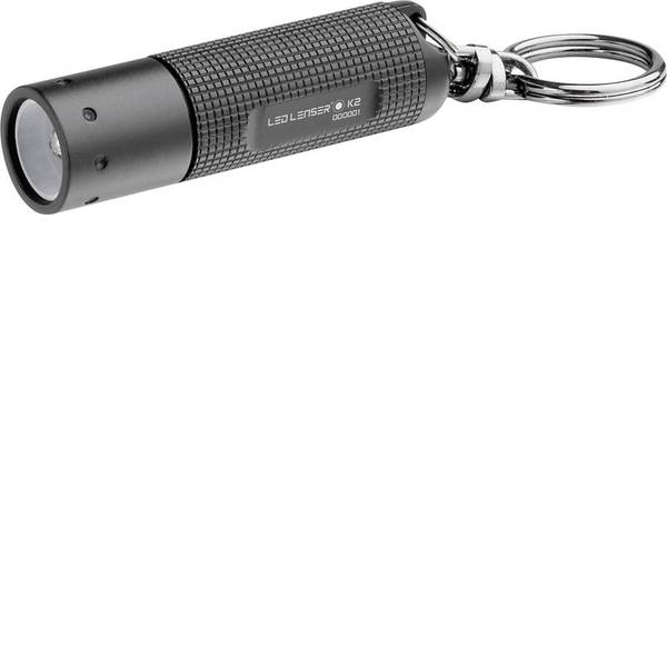 Torce tascabili - Ledlenser K2 LED Mini torcia elettrica Portachiavi a batteria 25 lm 6 h 20 g -