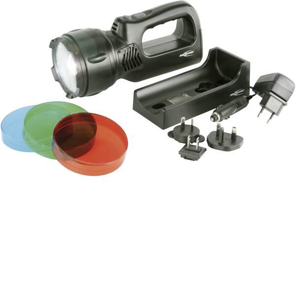 Torce con batterie ricaricabili - Ansmann 1600-005-510 Lampada portatile a batteria HSL-1 Nero LED 25 h -