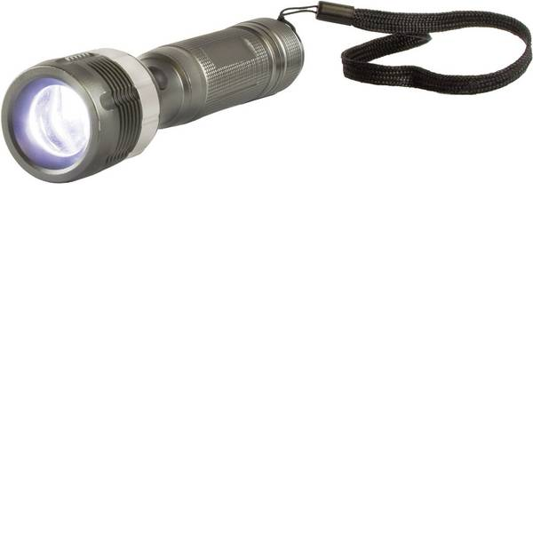 Torce tascabili - Arcas 3W LED Torcia tascabile a batteria 130 lm 169 g -