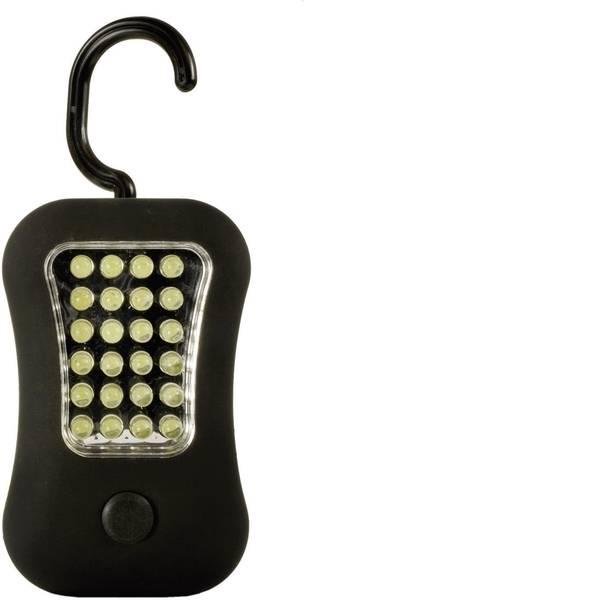 Lampade tecniche e lenti da laboratorio - Torcia a LED Travlite 24+4 30700019 LED 20 h Nero Peso 106 g (batterie incluse) Tipo lampadina LED -