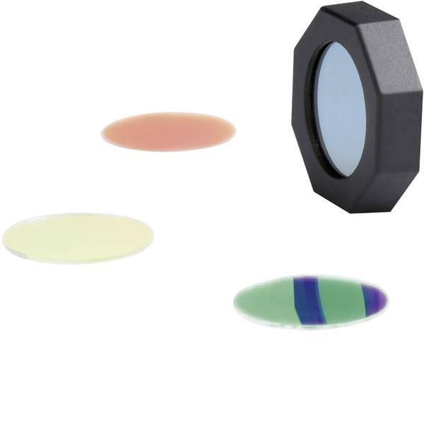 Accessori per torce portatili - Filtro colore Rosso / Blu / Verde / Giallo M7, M7R, MT7, M8, P7, L7, T7, B7, H14, H14R Ledlenser 0313-F -