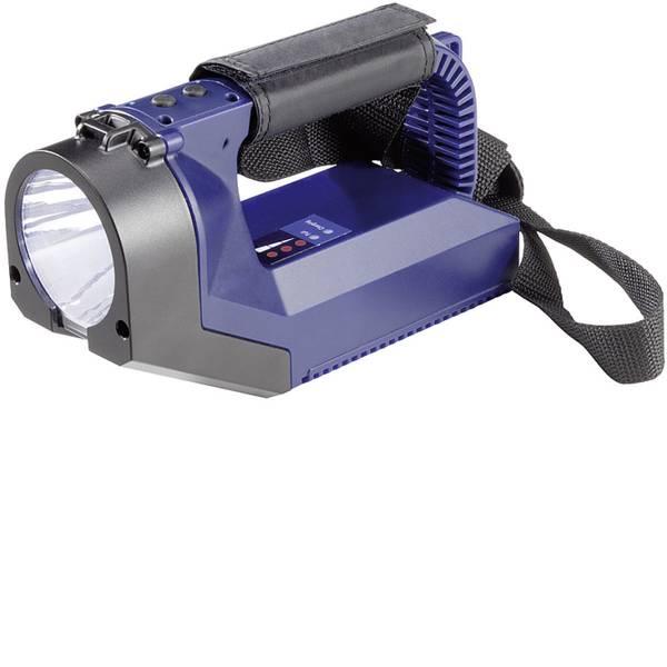 Torce con batterie ricaricabili - IVT PL-830.03.Li Lampada portatile a batteria 3 W, Lithium Blu scuro LED 35 h -