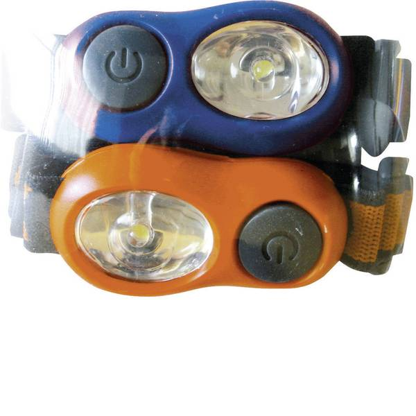 Lampade da testa - Energizer Kinder Kopflampe HDL2BUI LED Lampada frontale a batteria 8 lm 15 h 629030 -