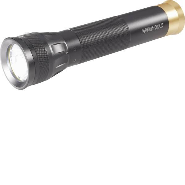 Torce tascabili - Duracell FCS-100, 4 W LED Torcia tascabile a batteria 160 lm 610 g -