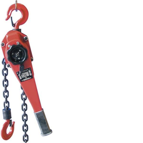 Paranchi - Berger & Schröter 60317 Paranco a catena con doppio cricchetto 1500 kg capacità di carico: -