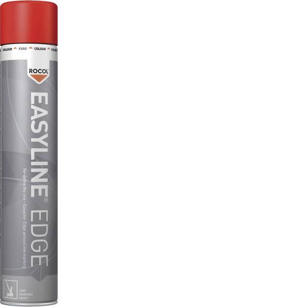 Vernici per pavimento - Rocol RS47002 Easyline® Edge vernice di marcatura Rosso -
