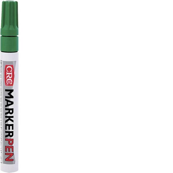 Vernici per pavimento - CRC 20380-AA Markerpen Verde 10 ml -
