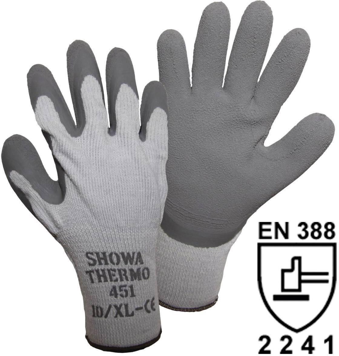 EN388 senza cuciture da lavoro Guanti protettivi flessibili