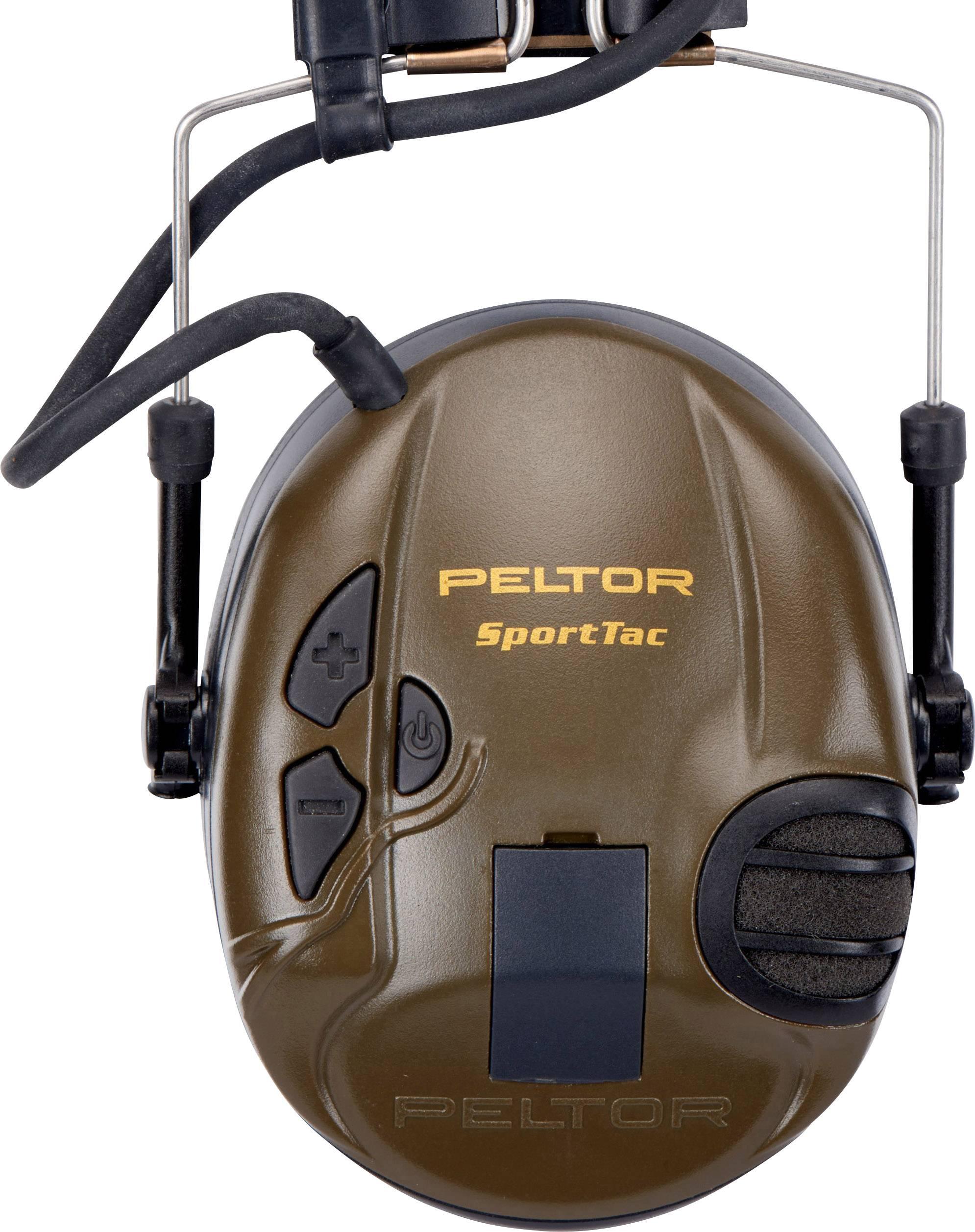 Cuffia antirumore speciale 26 dB 3M Peltor SportTac MT16H210F-478-GN 1 pz.   1c2f4d81f861