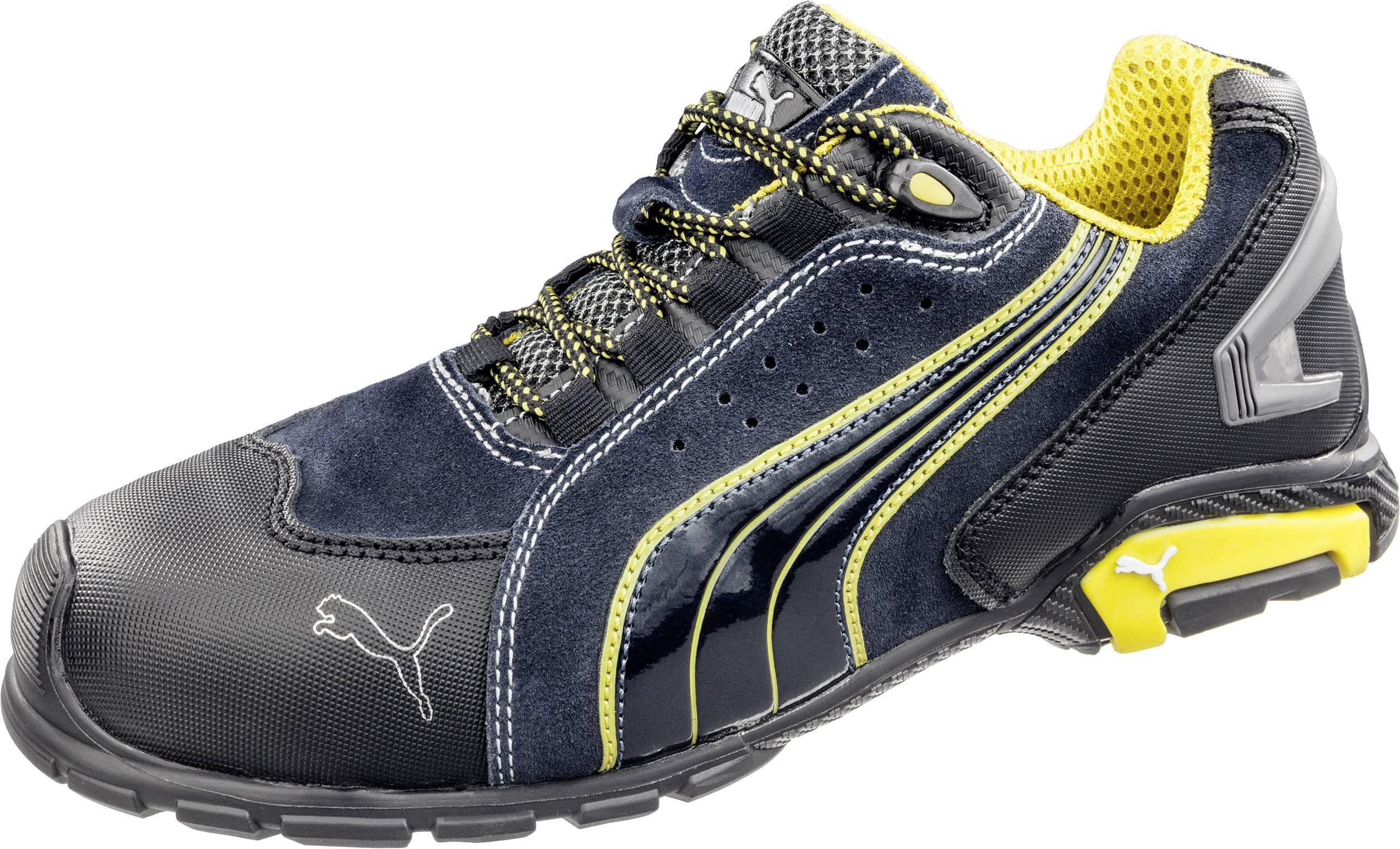 Blu S1p Nero Sicurezza Safety Puma Misura Scarpe 45 Di Giallo w0xIU7w