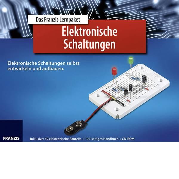 Pacchetti di apprendimento elettrici ed elettronici - Franzis Verlag Elektronische Schaltungen 65195 Pacchetto di apprendimento da 14 anni -
