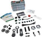 BYOR SL300020 Schoolkit in koffer (afstandssensor, geluidssensor, draaiknop, lichtsensor, LED-lampje, servomotor, stappenmotor, speakermodule)