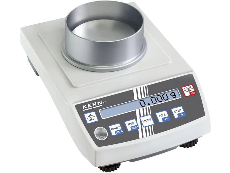 Kern PCB 240-3B Precisie weegschaal Weegbereik (max.) 240 g Resolutie 0.001 g Werkt op het lichtnet,
