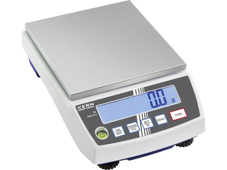 Kern PCB 6000-0 Precisie weegschaal Weegbereik (max.) 6 kg Resolutie 1 g Werkt op het lichtnet, Werk
