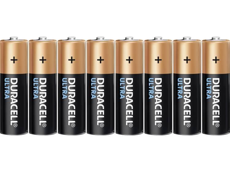 Duracell Ultra LR06 AA batterij (penlite) Alkaline 1.5 V 8 stuk(s)