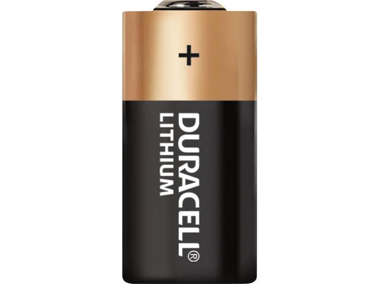 Duracell CR123 CR123A Fotobatterij Lithium 1400 mAh 3 V 1 stuk(s)