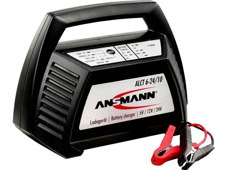 Ansmann Automatische oplader ALCT 6-24-10 Acculader 6 V, 12 V, 24 V