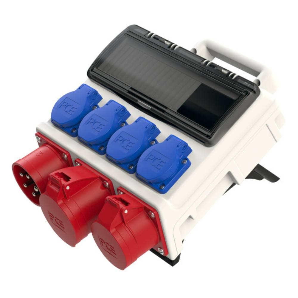 PCE 9004002-p Kleine verdeelkast Mobil Horn BV stand 32 A 1CEE 32 A (380 V) 400 V IP44