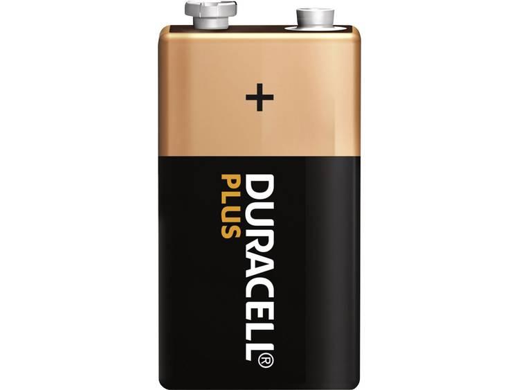 Duracell Plus 6LR61 9V batterij (blok) Alkaline 9 V 1 stuk(s)