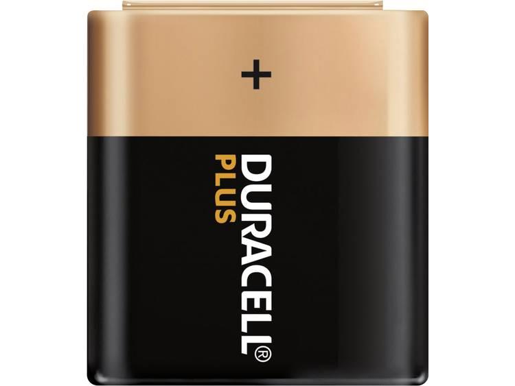 Platte batterij (4,5V) Duracell Plus 3LR12 Alkaline 1 stuk(s)