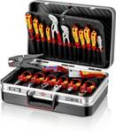 20-delige elektro-gereedschapkoffer