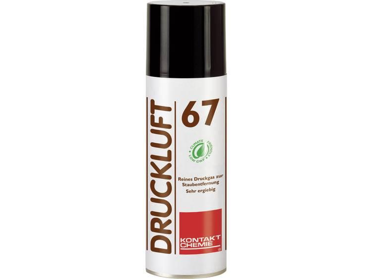 Kontakt Chemie DRUCKLUFT 67 33167 DE Persluchtspray niet brandbaar 400 ml